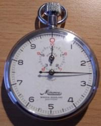 cronometru ©, Cronometru pentru vedere
