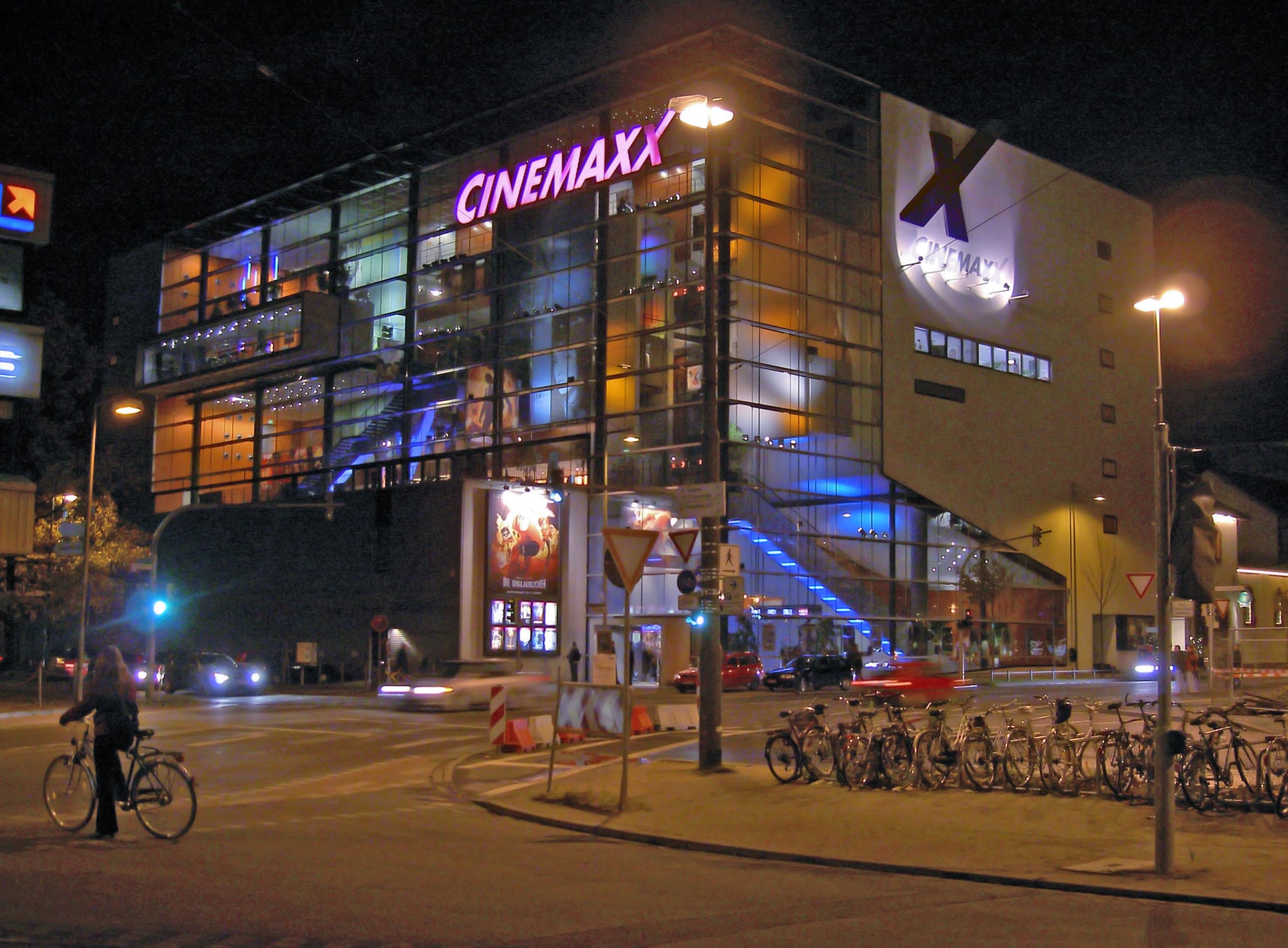 cinemaxx odense