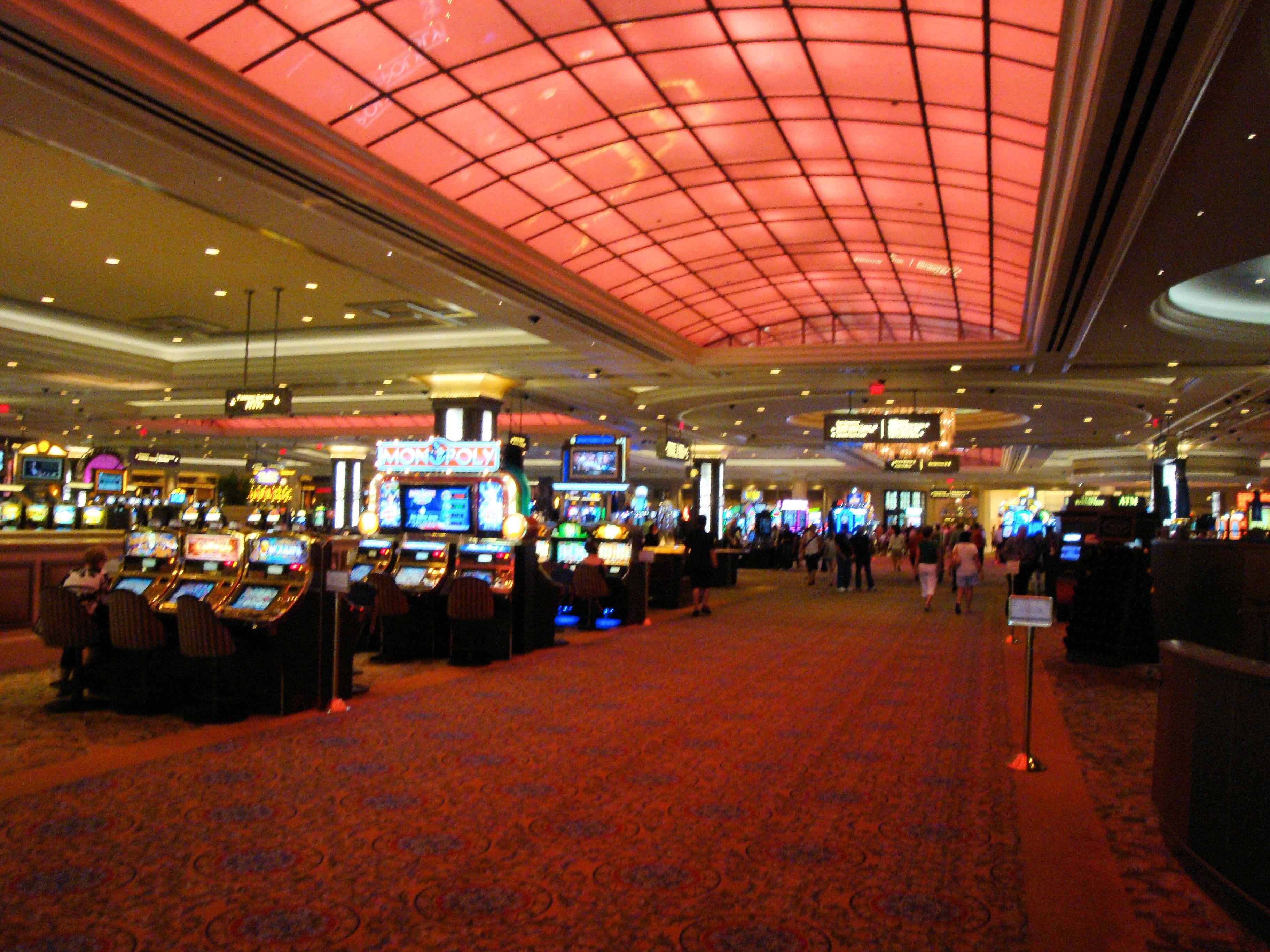 palazzo las vegas casino