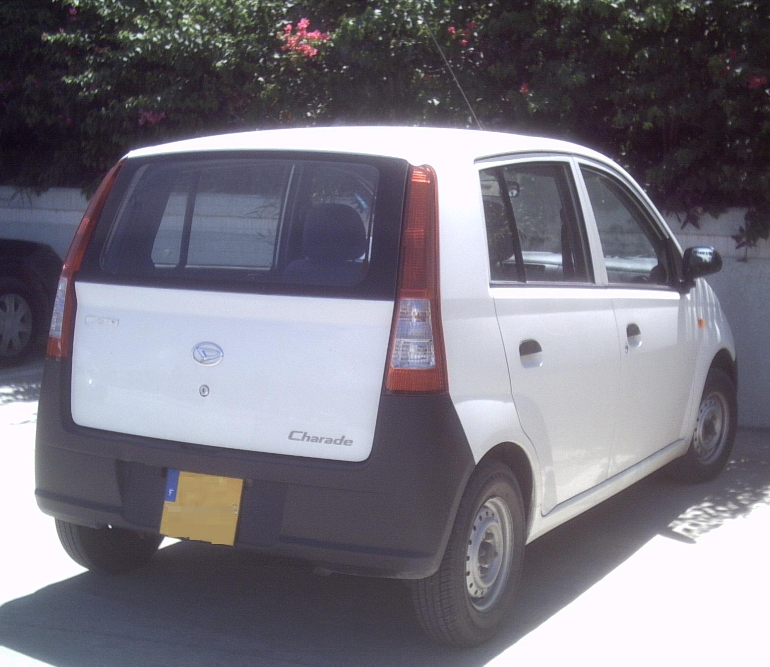 2006 daihatsu charade choice image hd cars wallpaper daihatsu charade 2006 pictures information specs daihatsu charade 2006 vanachro vanachro Choice Image