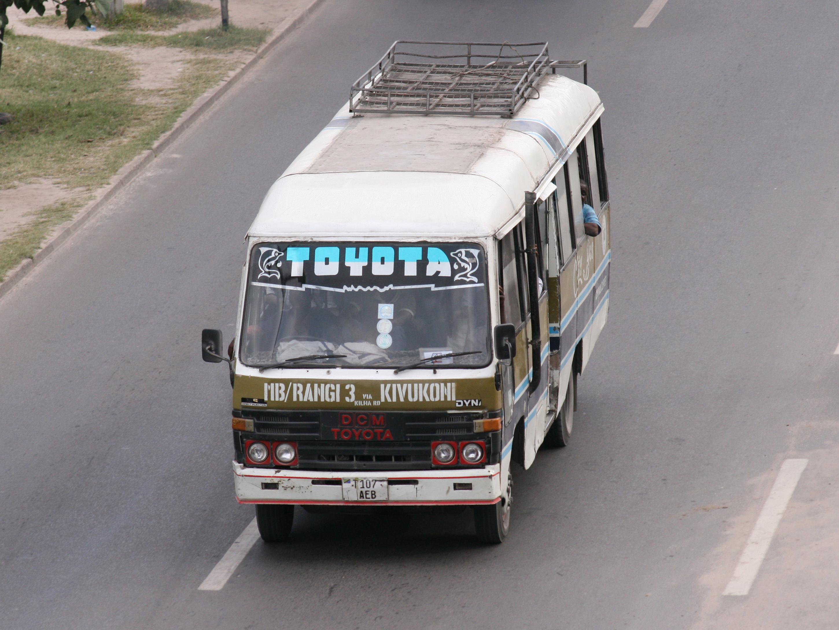 Guatemala Transport - Rullestol