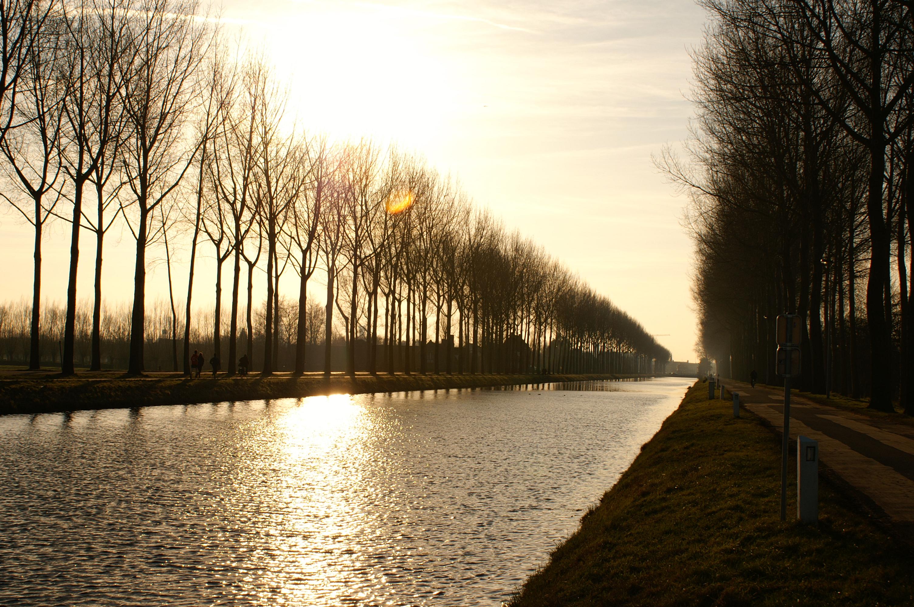 Damme Canal - Wikipedia