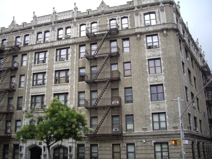 1306 St Nicholas Avenue New York: Duke Ellington House