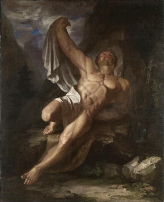 Dying Hercules