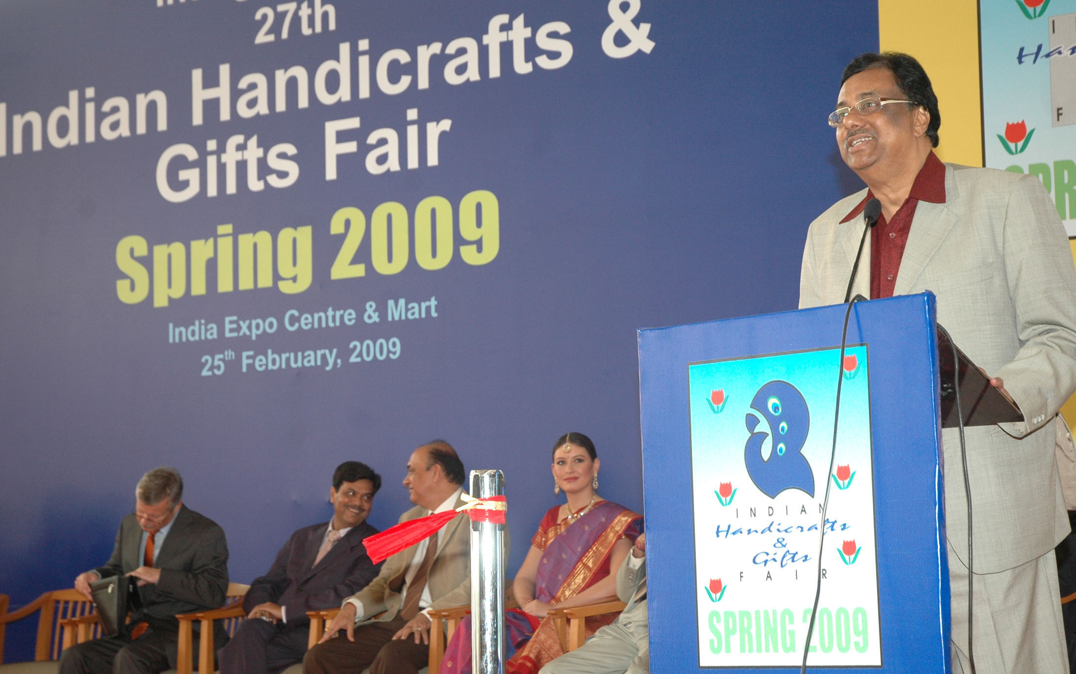 File E V K S Elangovan Addressing At The Inauguration Of The Indian