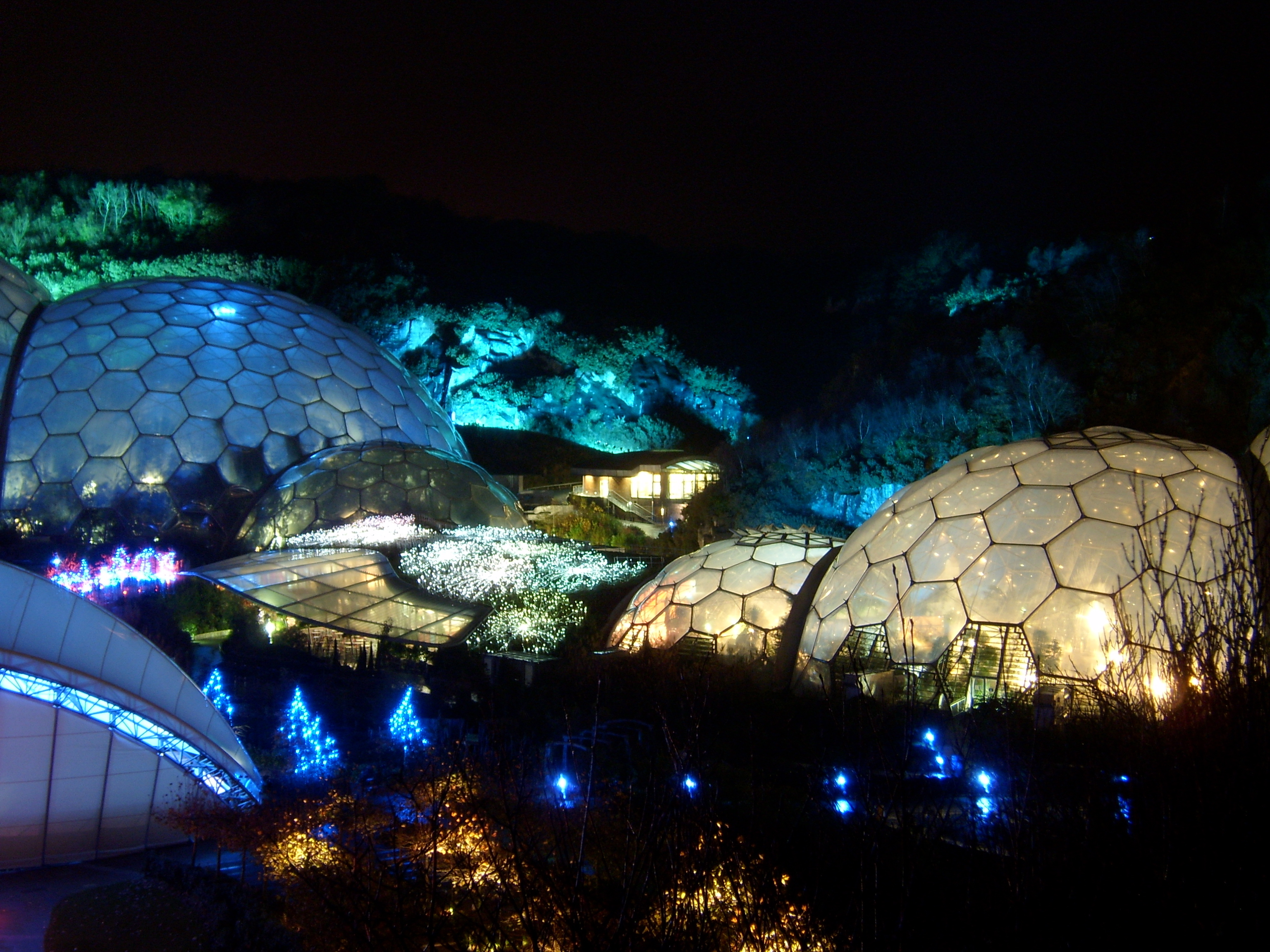 Eden project home page