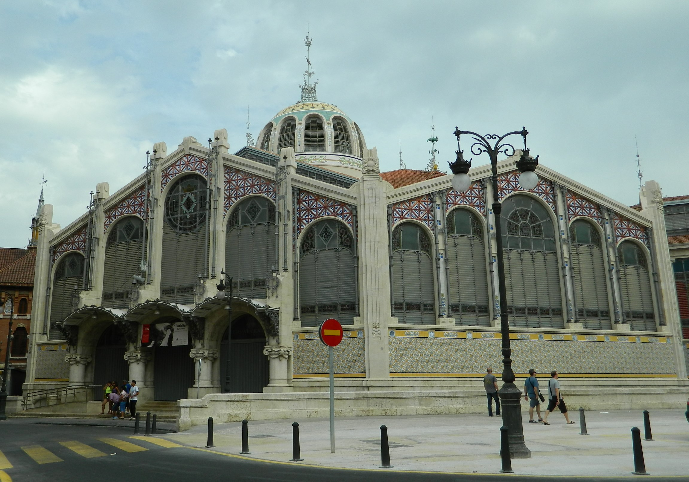 El_Mercado_Central_Valencia_Spain