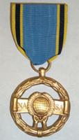 NASA Exceptional Service Medal cover