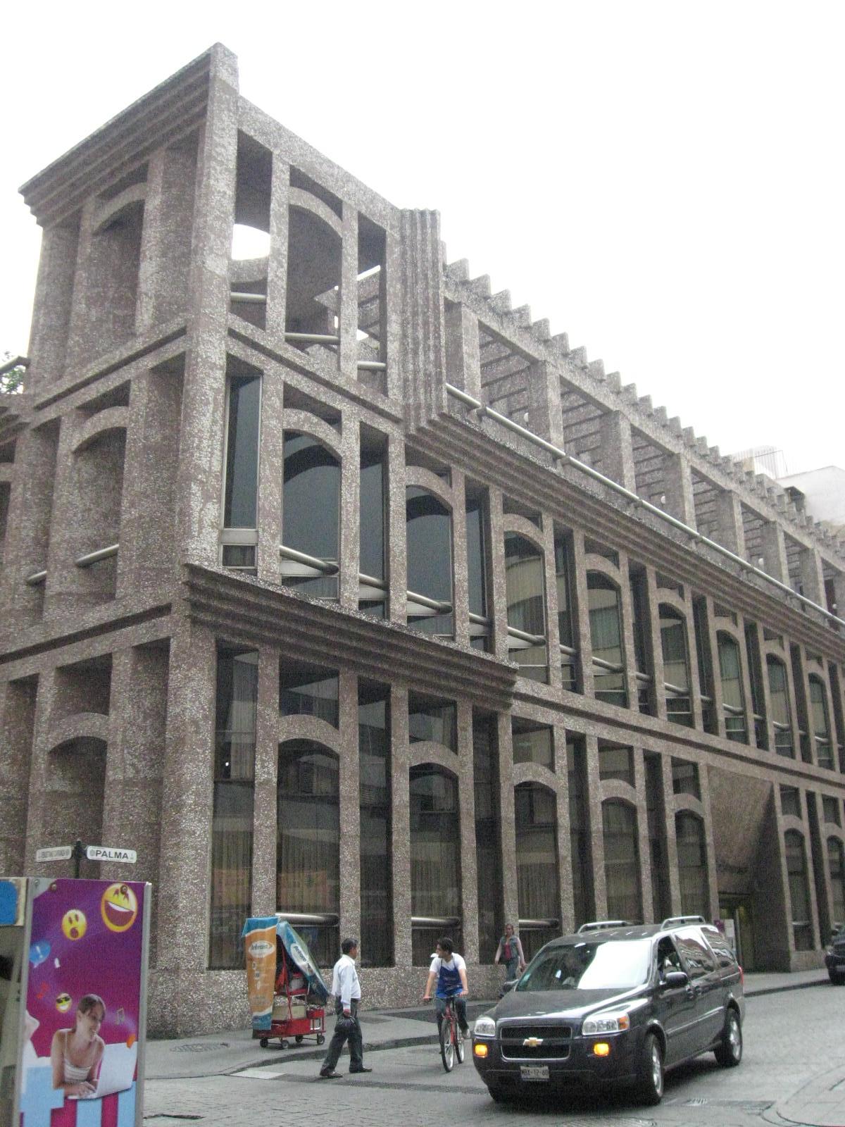 Grupo financiero banamex wikipedia - Centros unico oficinas centrales ...