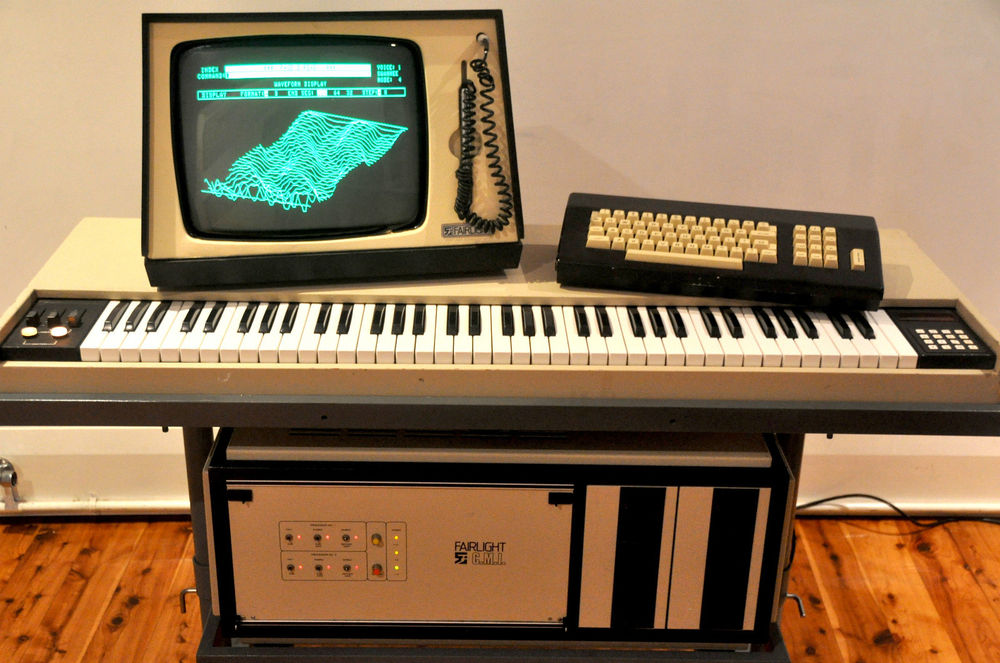 Fairlight CMI-IIx