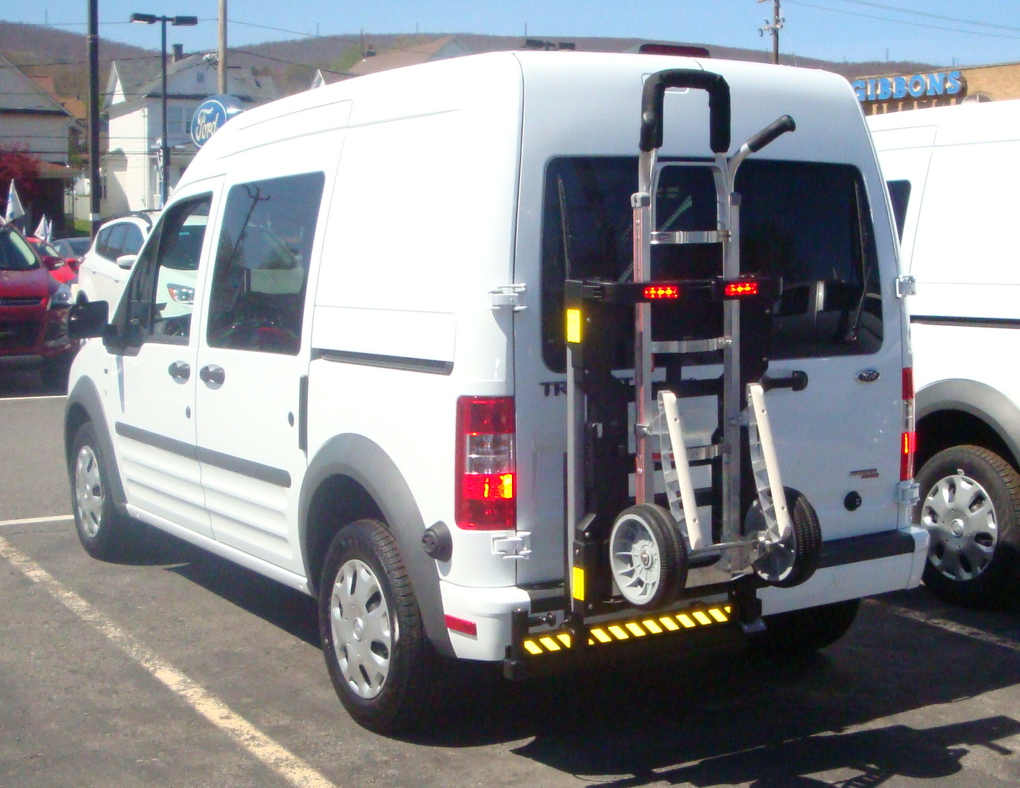 file ford transit mini cargo van hts systems hts wikimedia commons. Black Bedroom Furniture Sets. Home Design Ideas