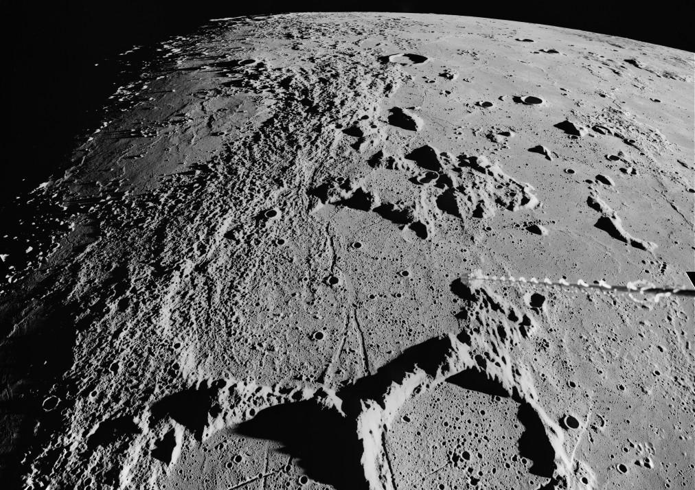 Дороги на Луне