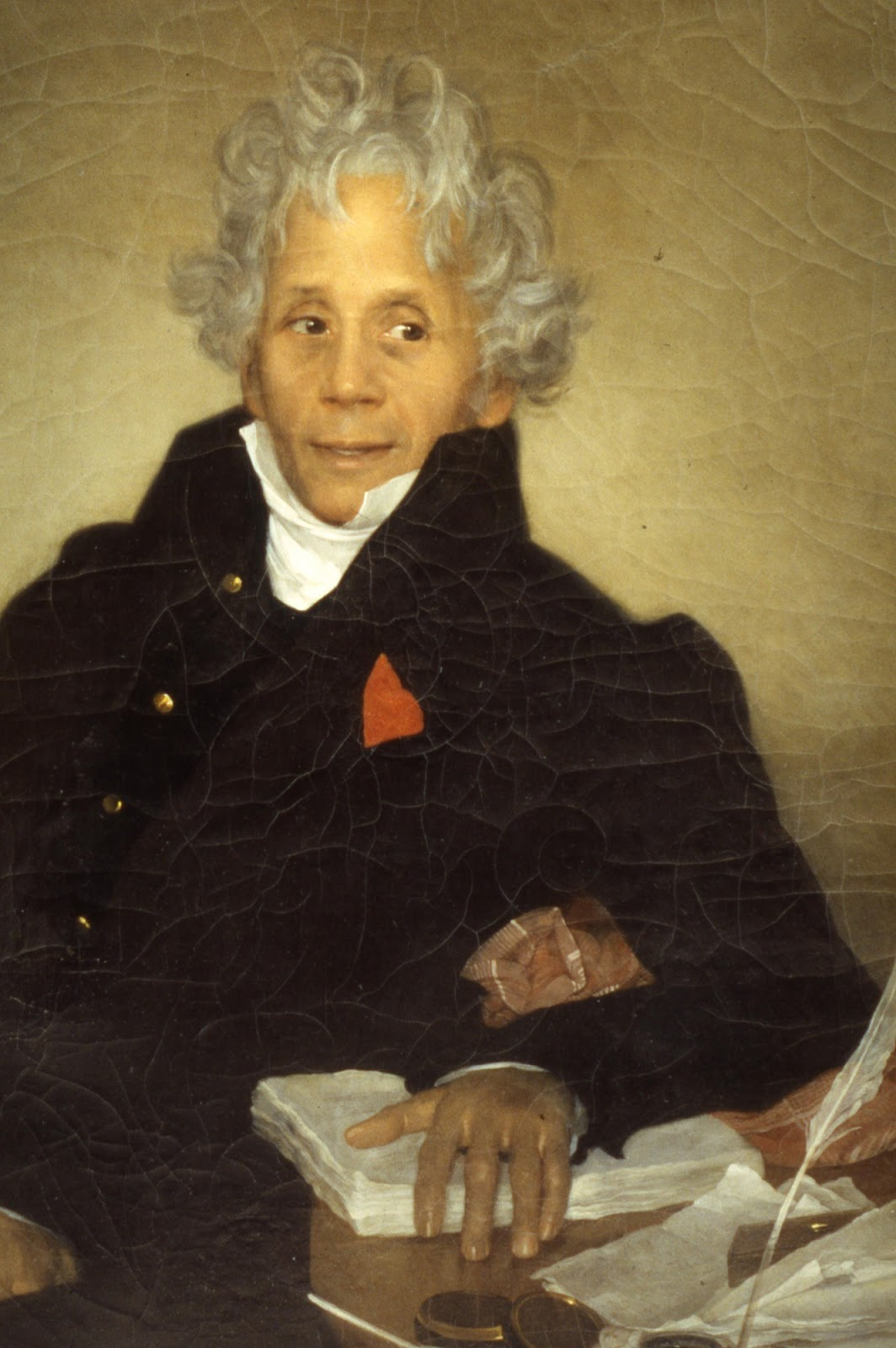 Frederick Douglass, Haiti, and Diplomacy  Fran%C3%A7ois_Fournier_de_Pescay