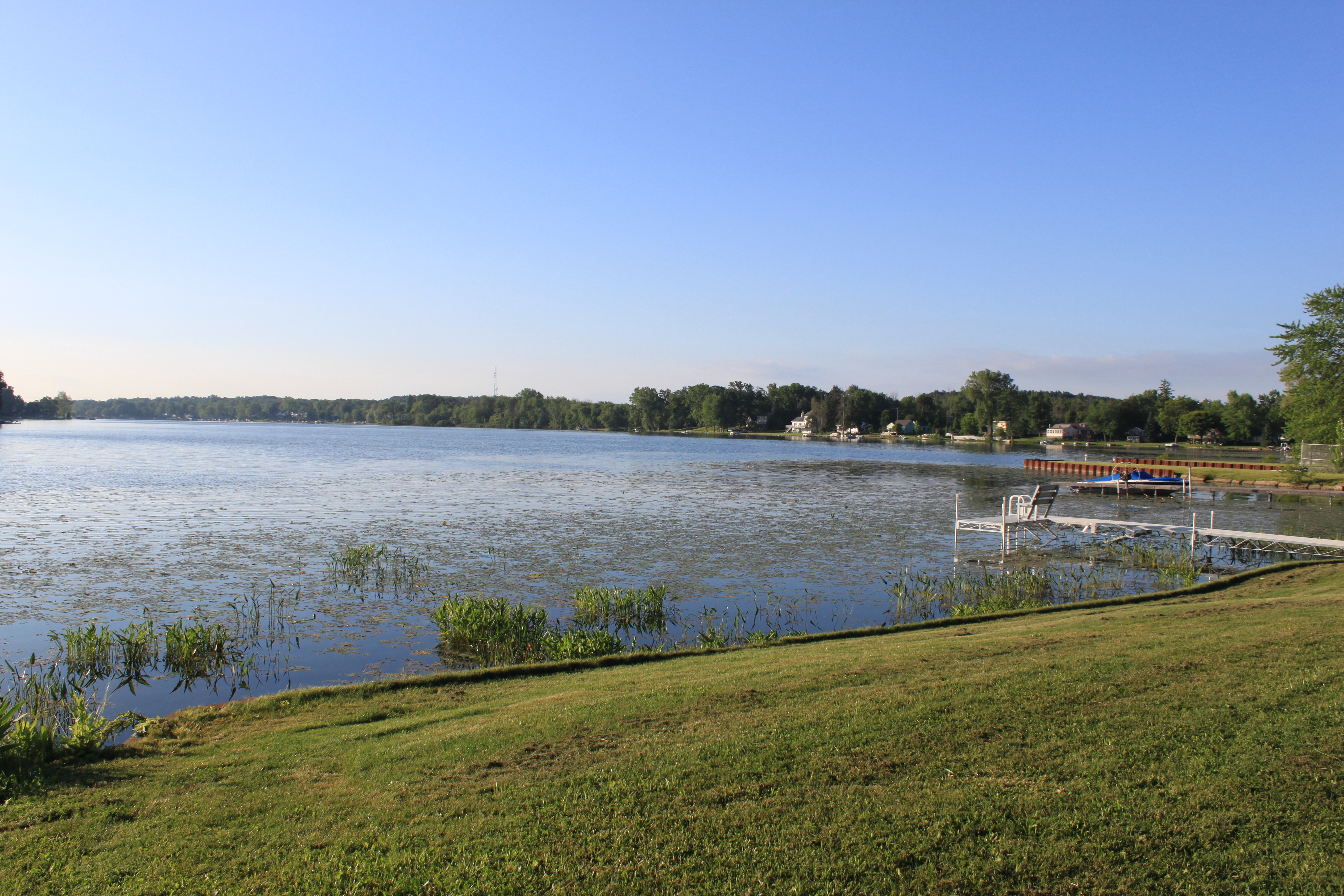 Top 10 Cleanest Lakes In Michigan