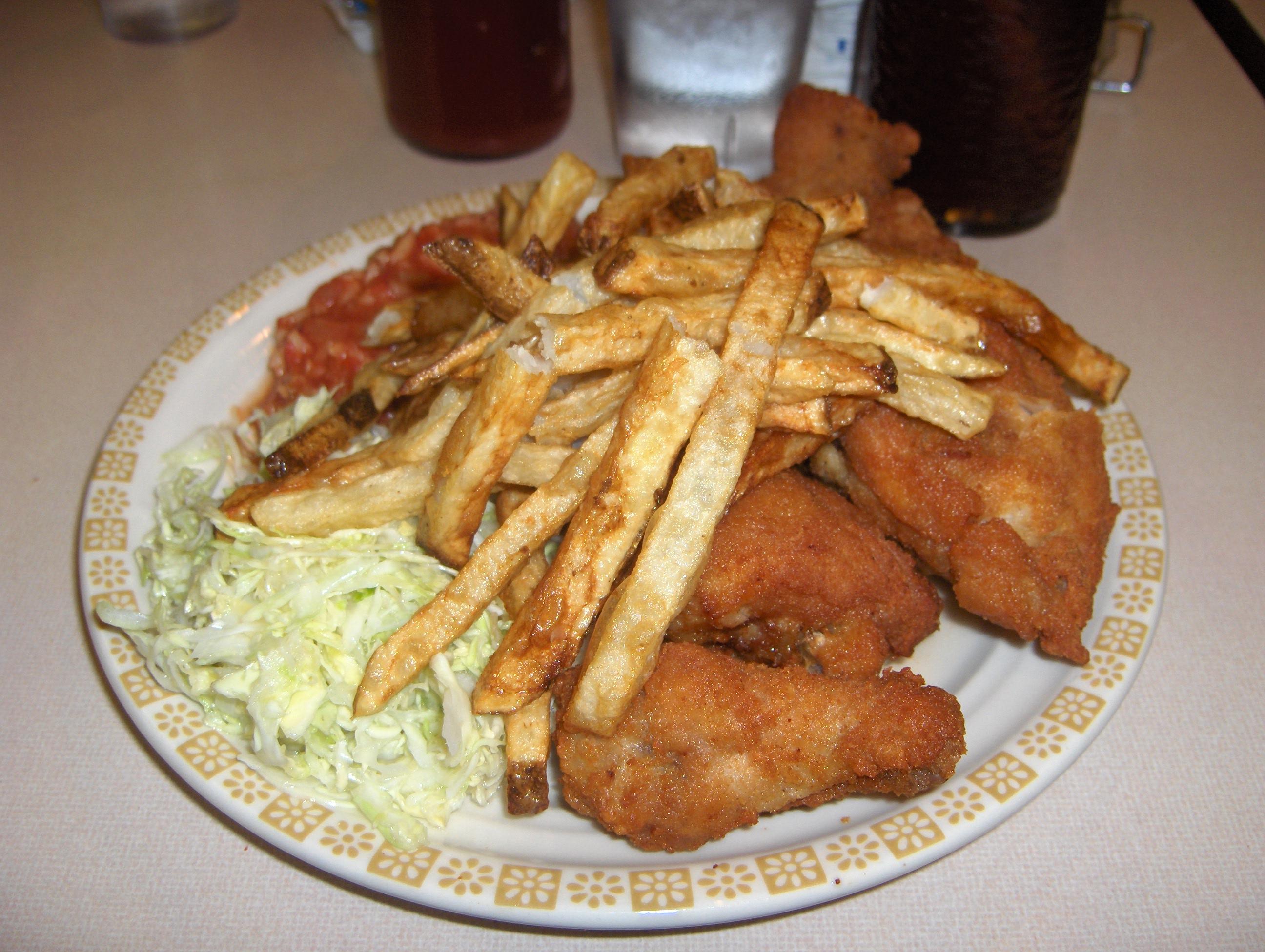 Chicken Restaurant Akron Ohio