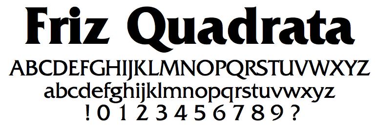 Friz Quadrata - Wikipedia