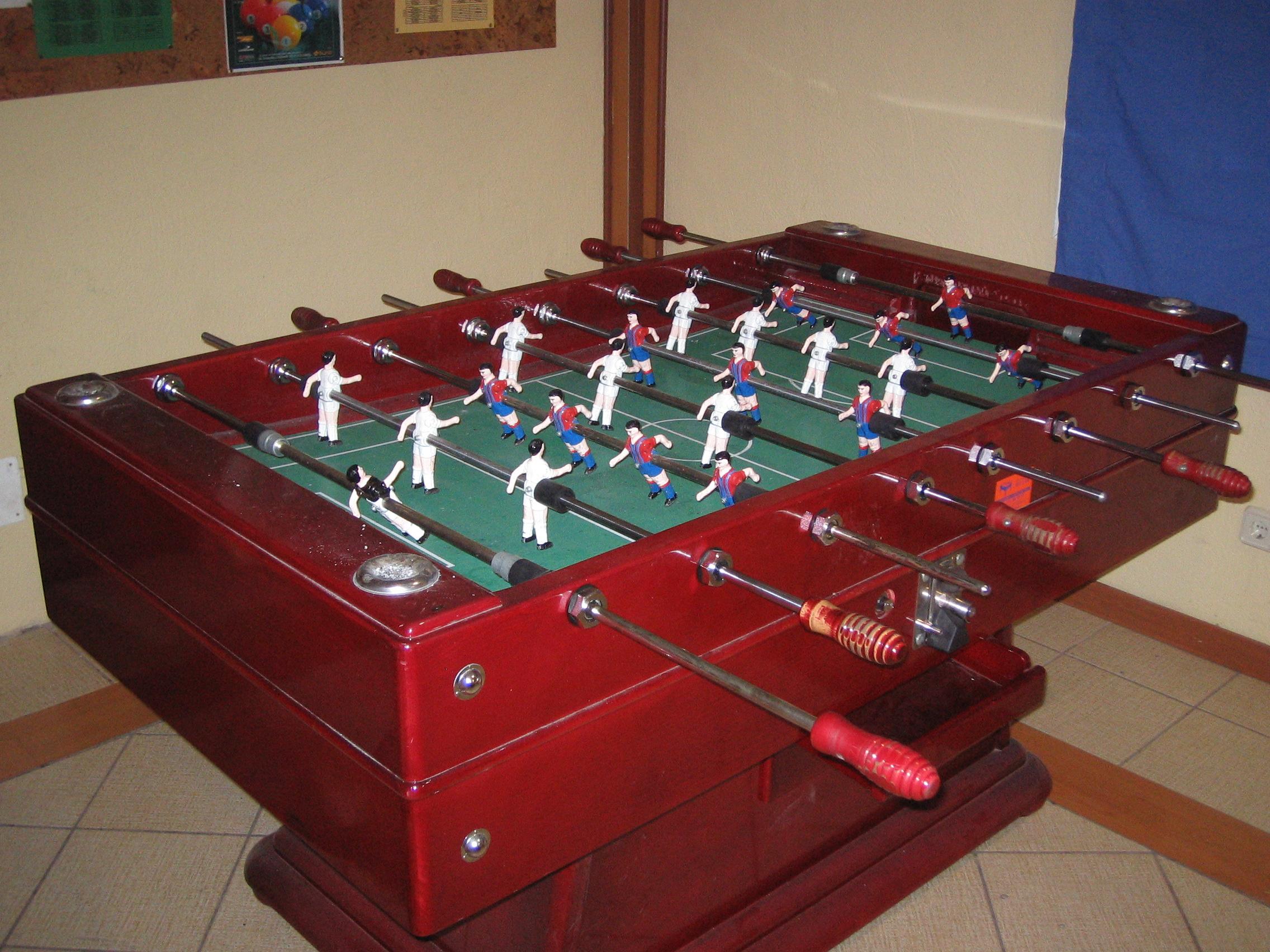 5a8fe378a Futbolín - Wikipedia, la enciclopedia libre