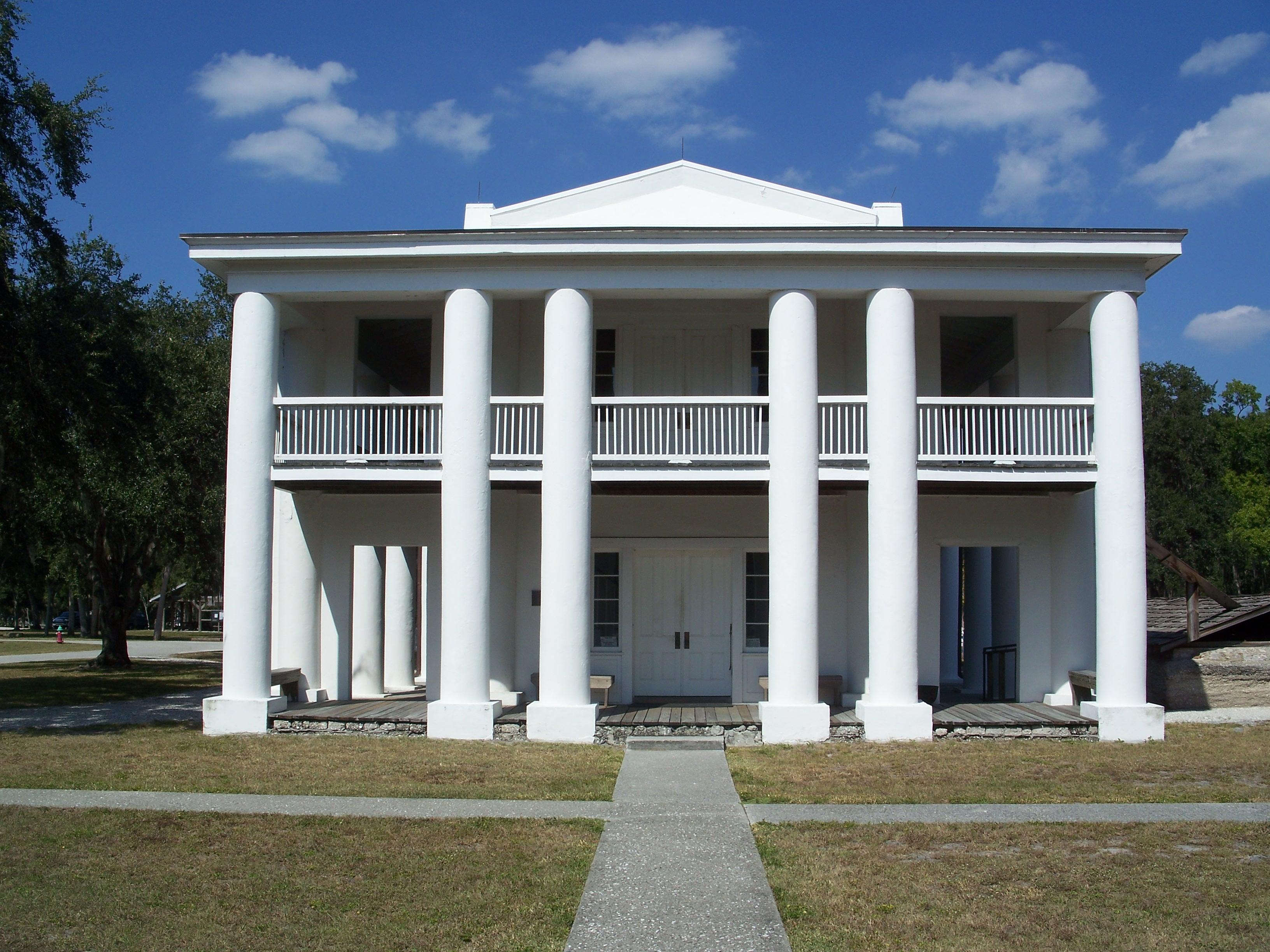 Amazing Gamble Plantation Historic State Park Wikipedia Home Interior And Landscaping Ymoonbapapsignezvosmurscom