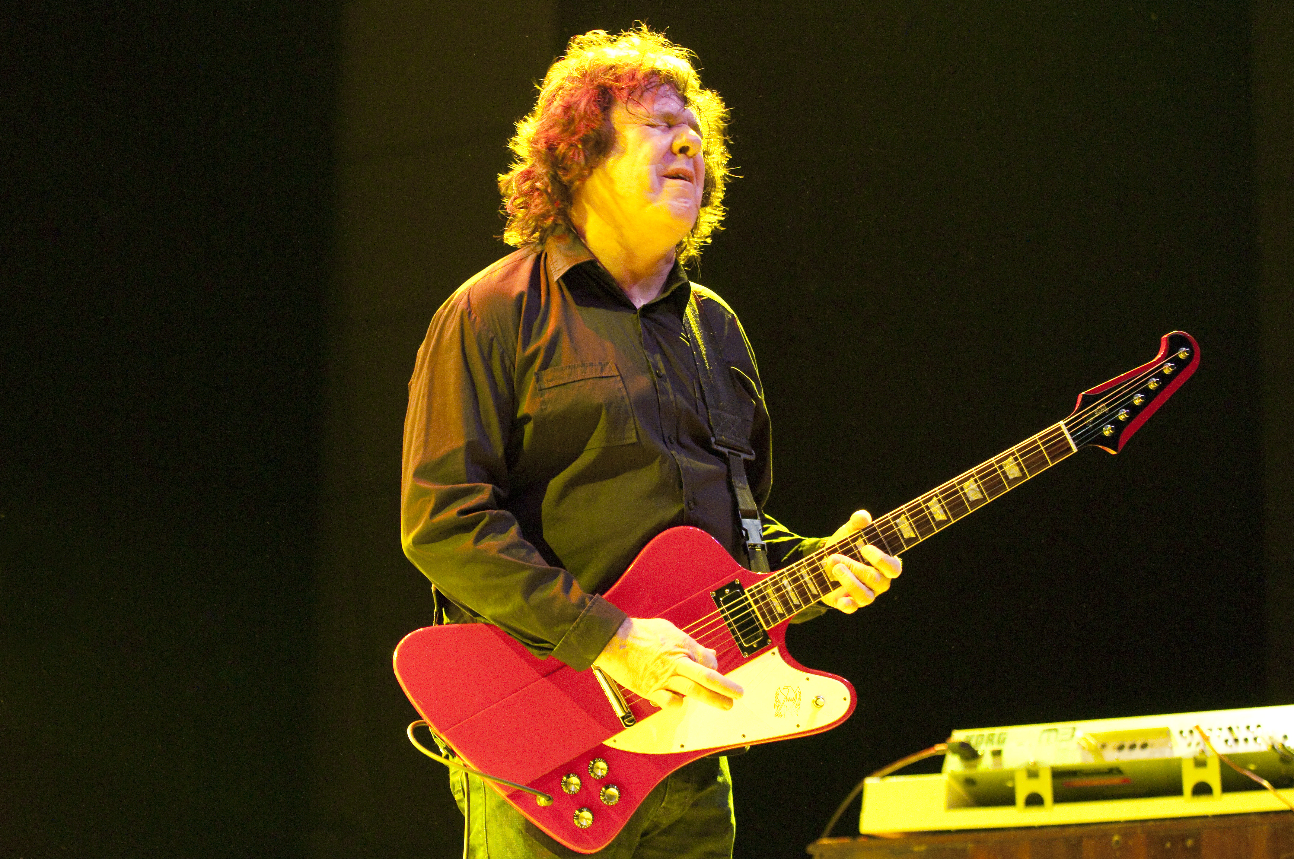 Video Gary Moore Empty Rooms