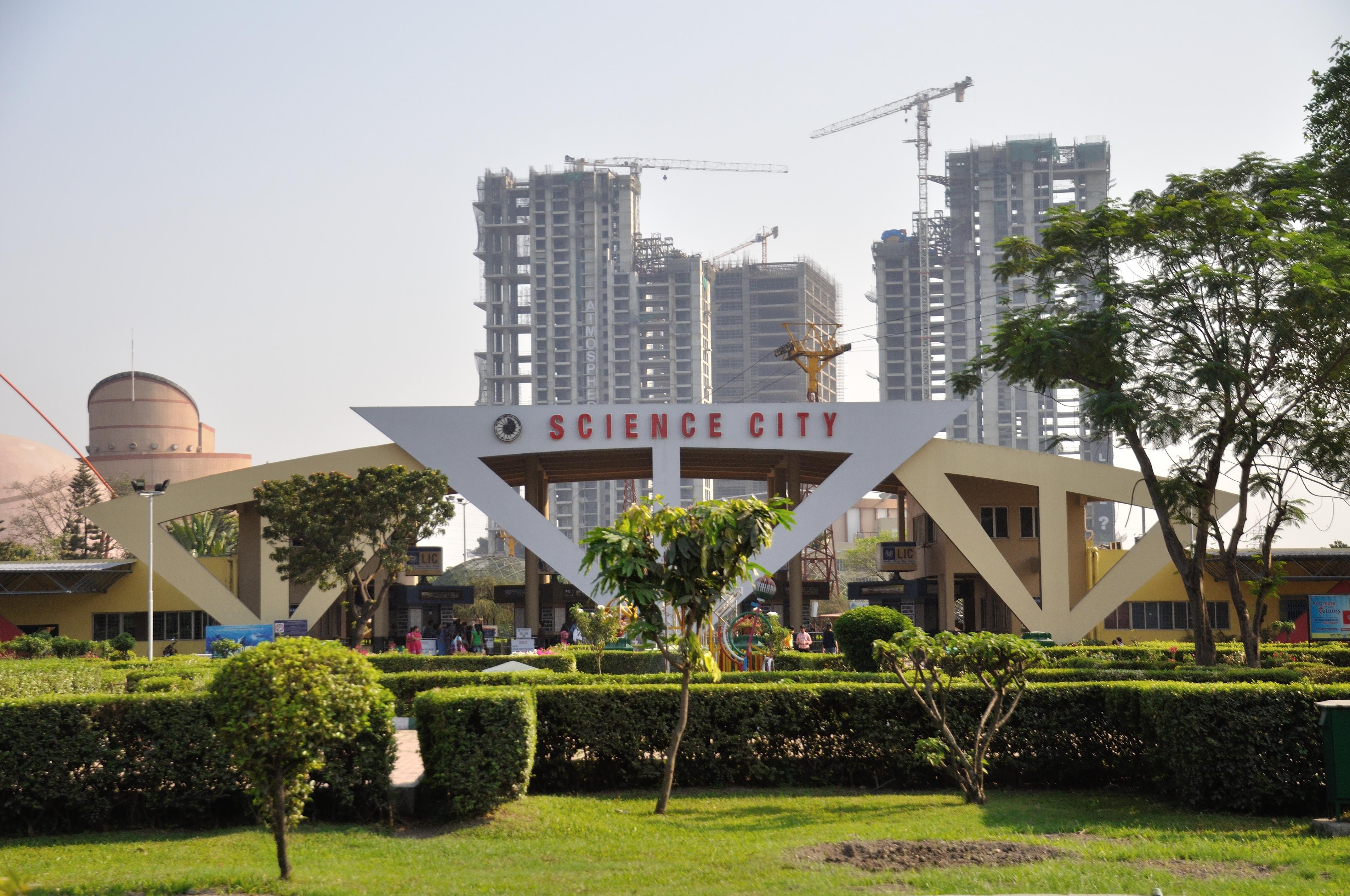 science city science city - HD4288×2848