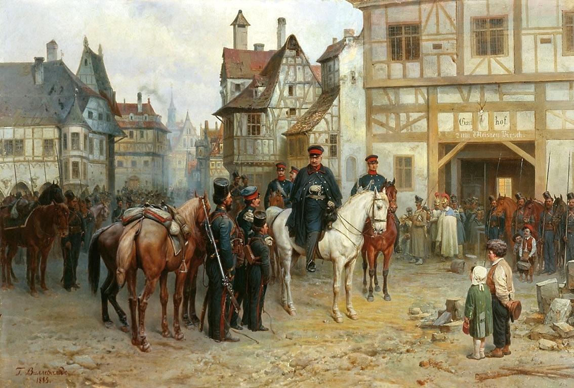 File:Gebhard Leberecht von Blücher in Bautzen 1813.jpg