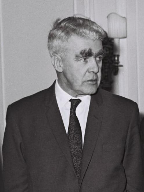George Woodcock