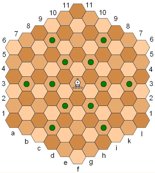 Turn based square grid vs hexagonal grid page 4 rpg codex but this is completely unsuitable for movement on a map thats in any way supposed to represent the real world which includes various fantasy worlds gumiabroncs Gallery
