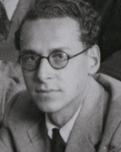 Depiction of Maurice Goldhaber
