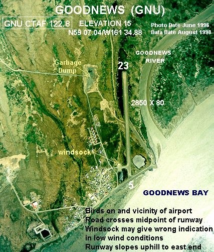 goodnews bay Goodnews bay (mamterat in central alaskan yup'ik) is a city in bethel census area, alaska, united states as of the 2010 census, the population of the city was 243.