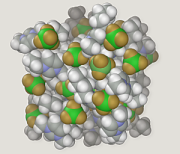 Molecular modelling Discovering chemical properties by physical simulations