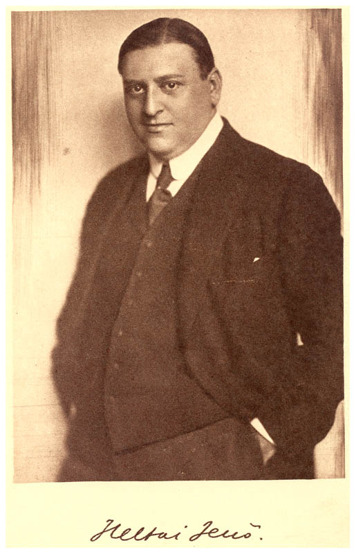 Heltai Jenő 1910 körül