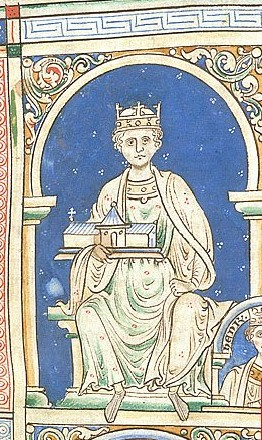 Henry II was responsible for much of the original stone buildings of the castle; he began the work in the 1150s, and it cost him £682.