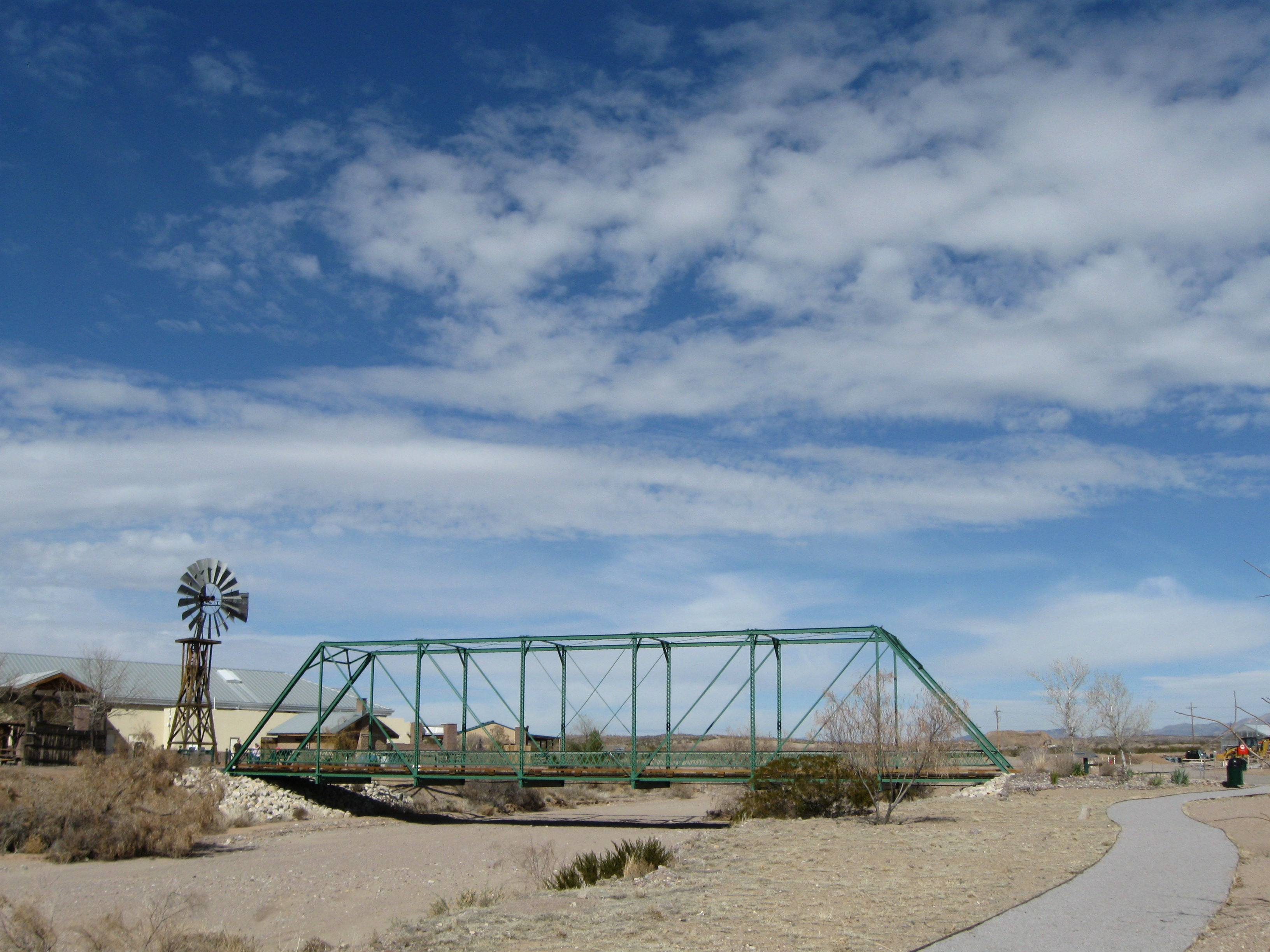 file historic green bridge las cruces new mexico jpg wikimedia commons