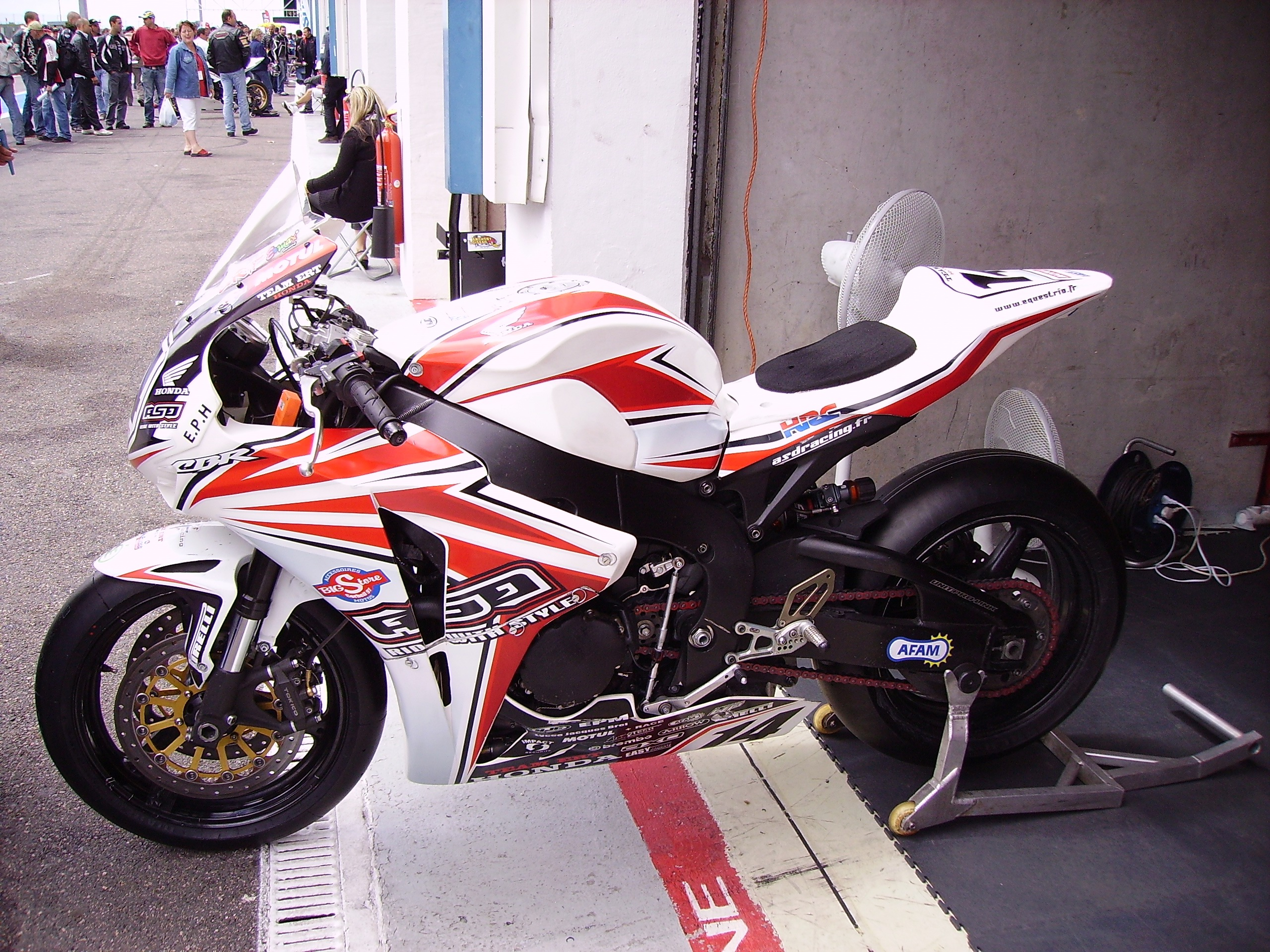 File Honda Racing Motorcycle Jpg Wikimedia Commons