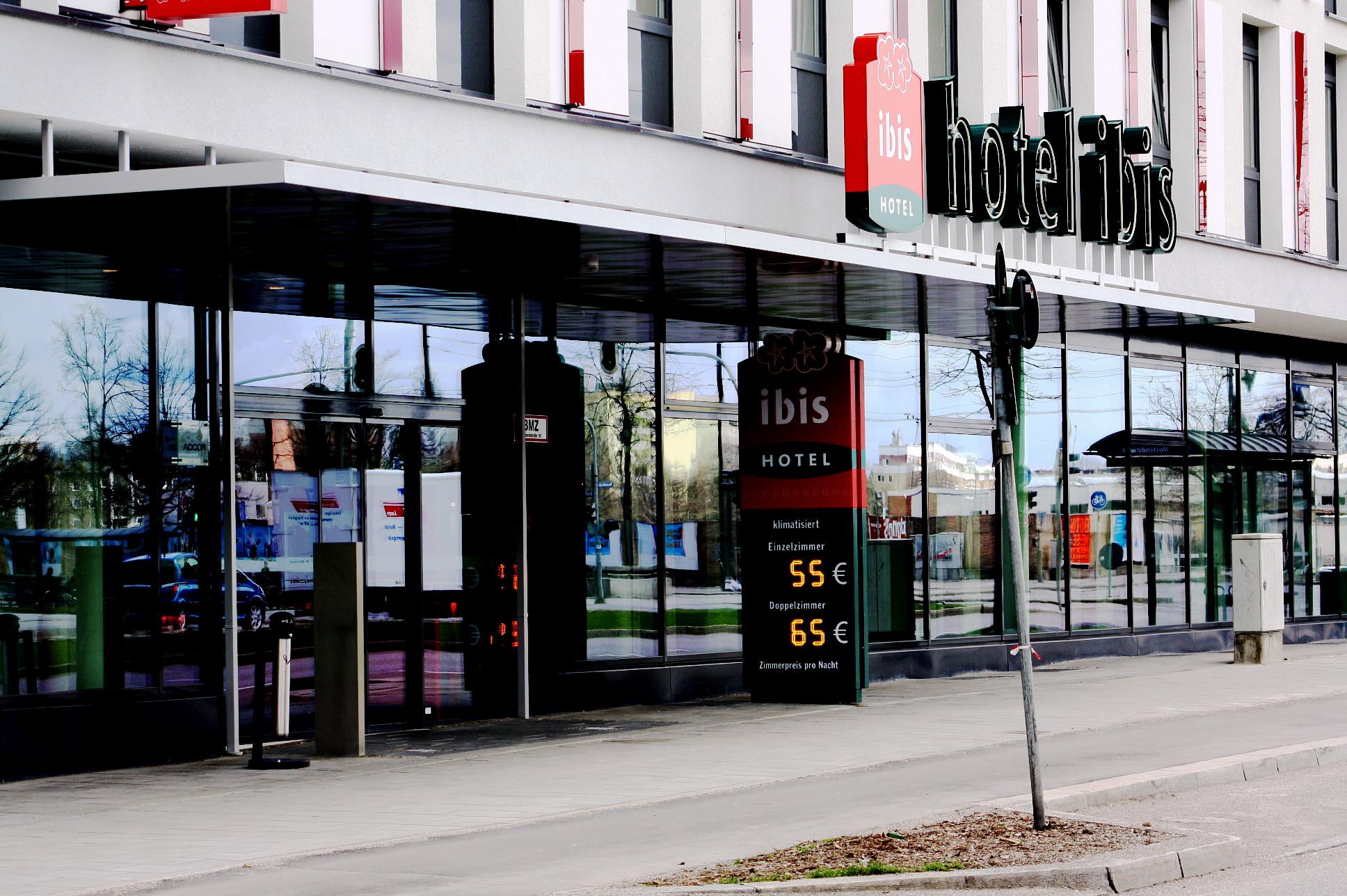 Hotel Ibis Munchen Mebe Ost