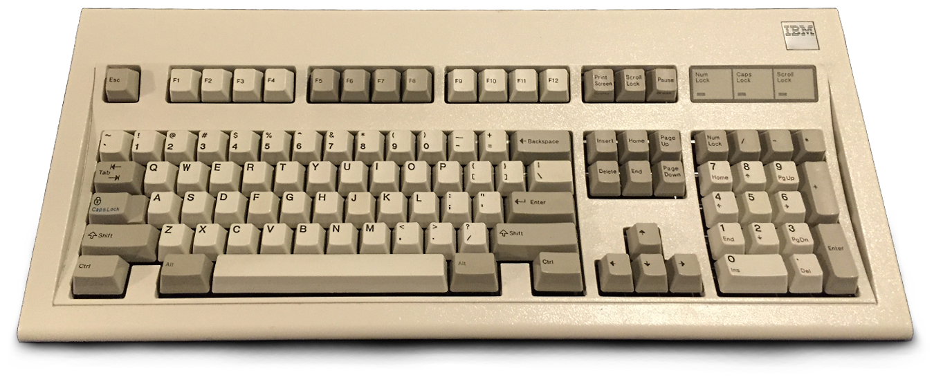 Model M keyboard - Wikipedia