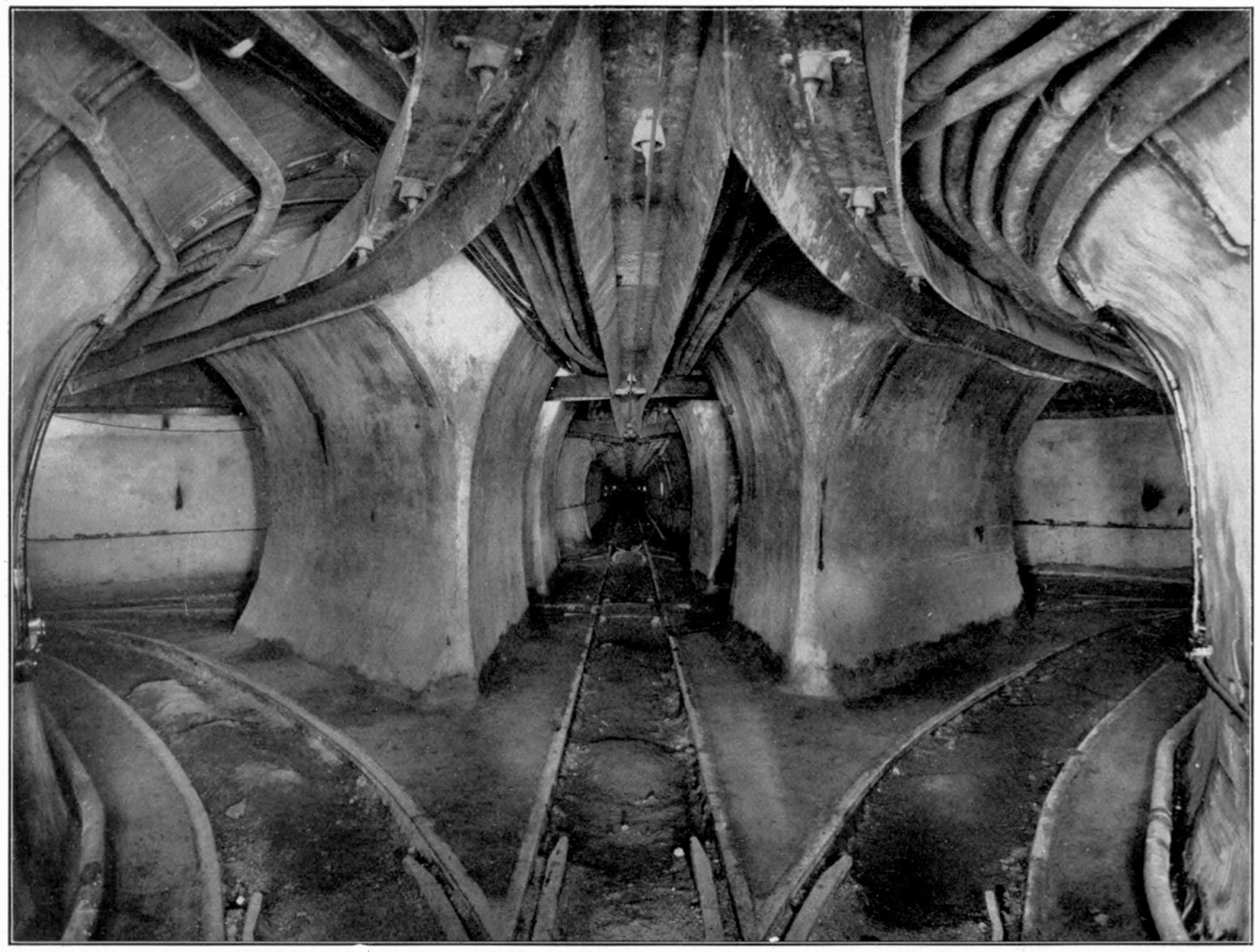 Chicago Underground Tunnels Map Chicago Secrets You Didn't Know Existed   Thrillist