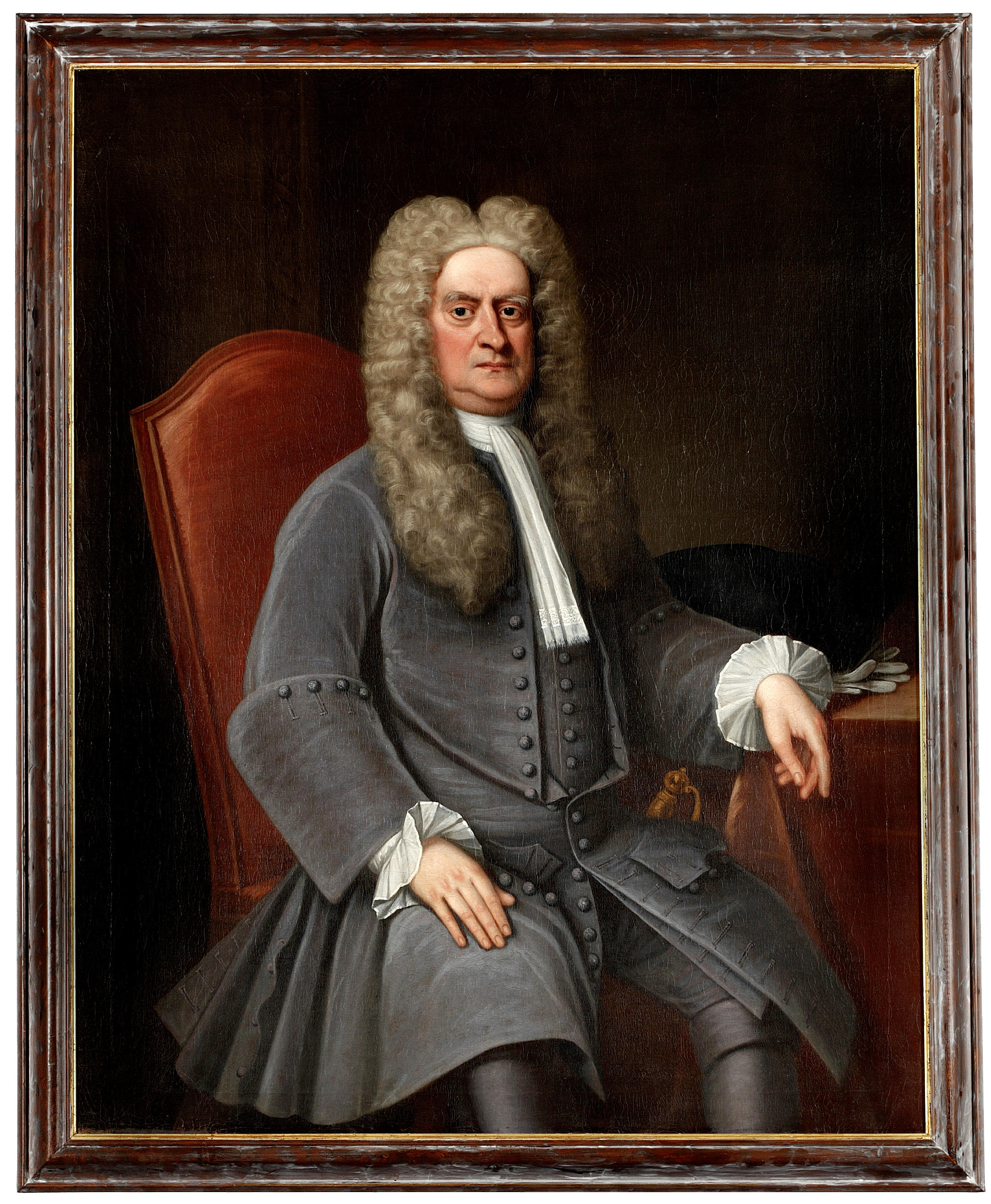 a description of sir isaac newton Newton, sir isaac (1642-1727), english natural philosopher, generally regarded as the most original and influential theorist in the history of sciencein addition to his invention of the.