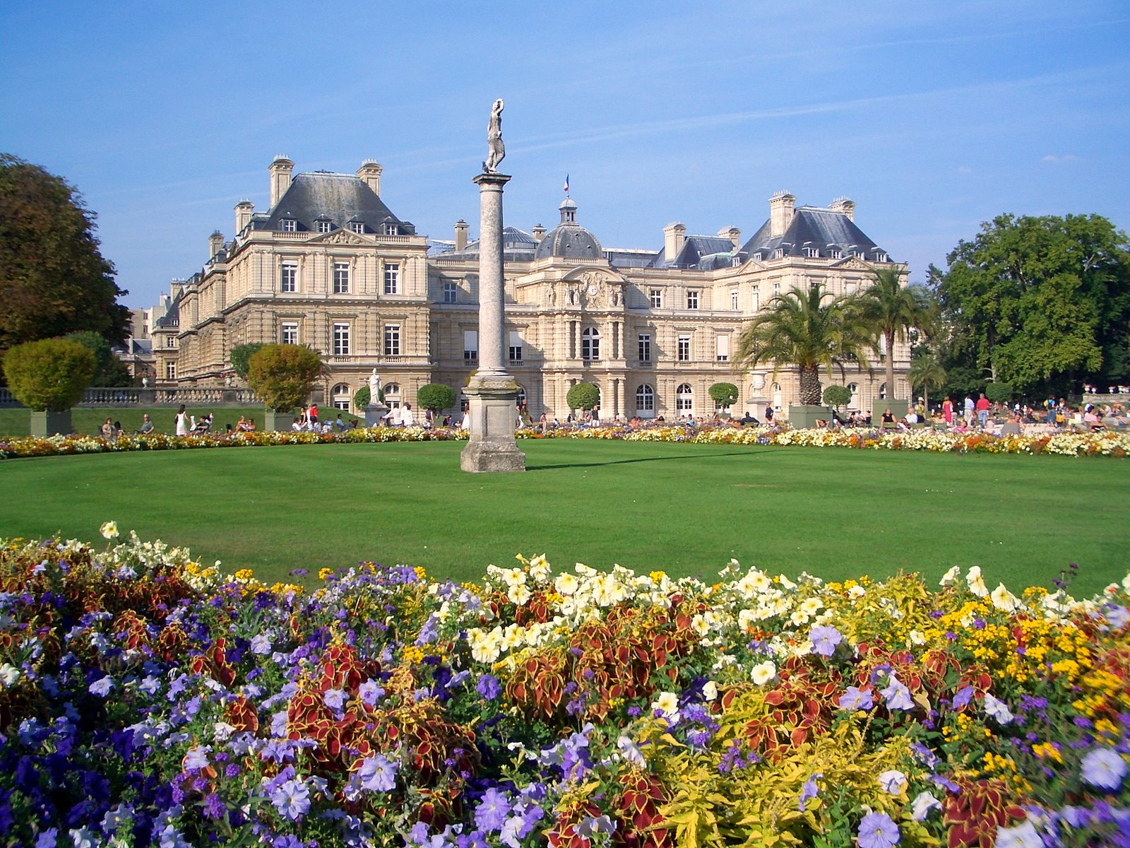 Image gallery jardinduluxembourg for Jardin du luxembourg