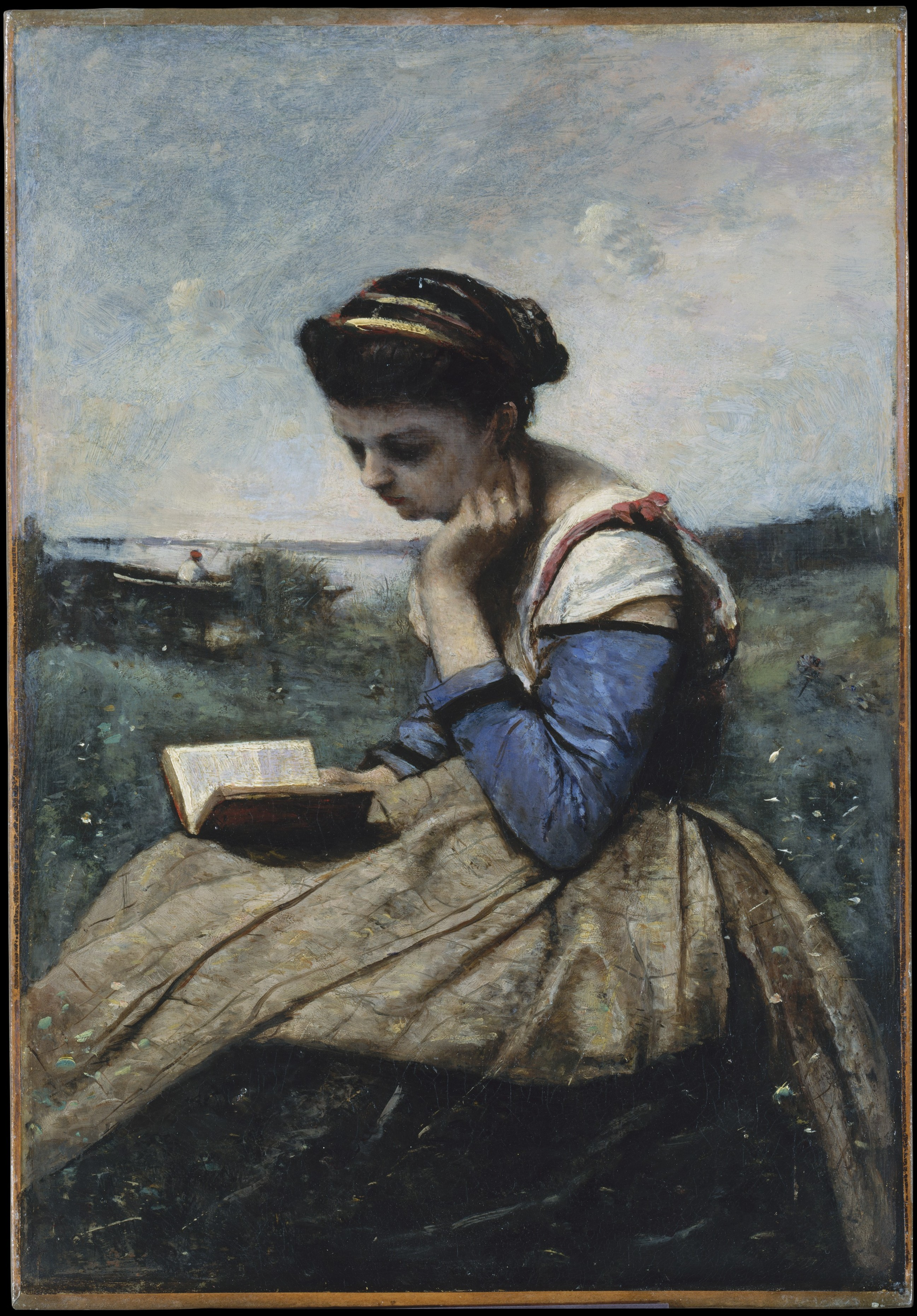 File jean baptiste camille corot wikimedia commons for Camille corot