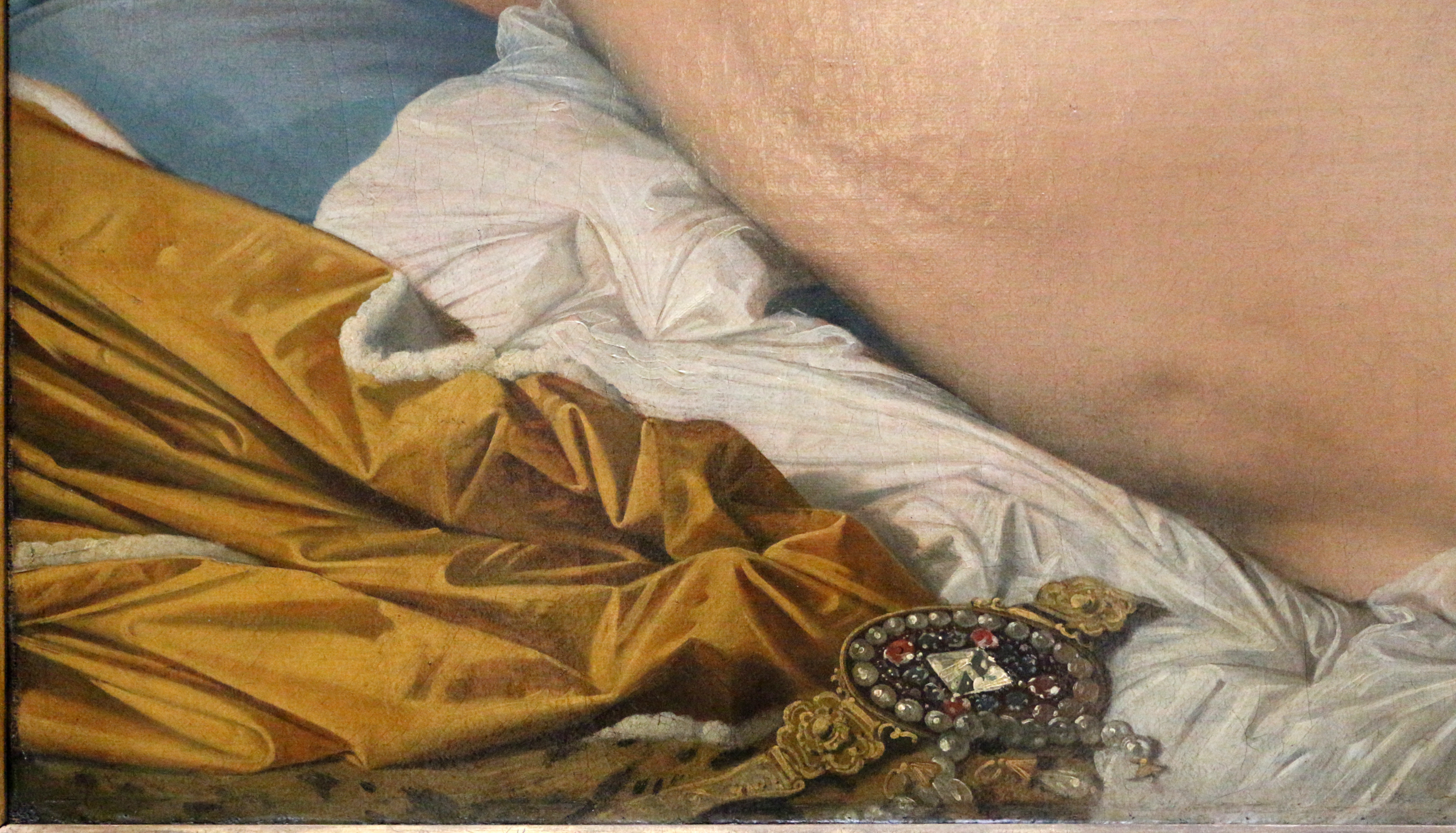 la grande odalisque La grande odalisque is what western society believes a harem would look like she is of the unknown but in a way that it becomes familiar since this is what the western part of the world imagines and.