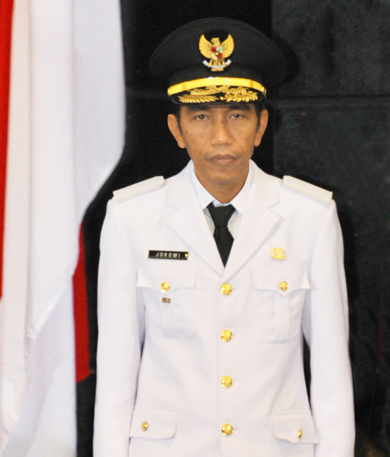 Jokowi Permission of