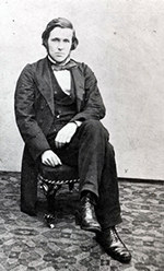 Joseph rowntree in 1862