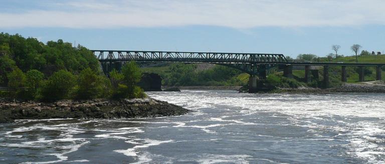 reversing falls railway bridge  u2013 wikipedia