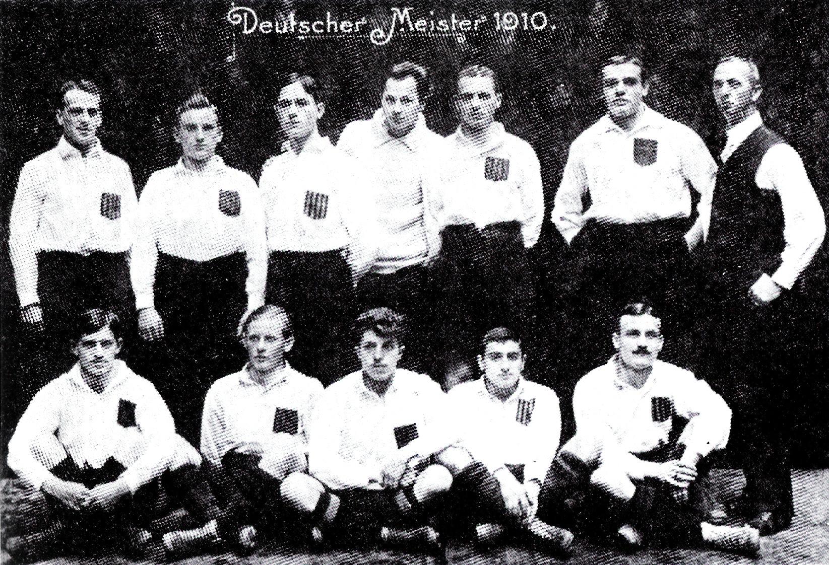 erster deutscher fußballverein