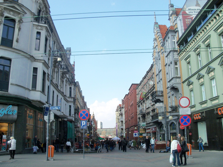 Ulica Stawowa w Katowicach