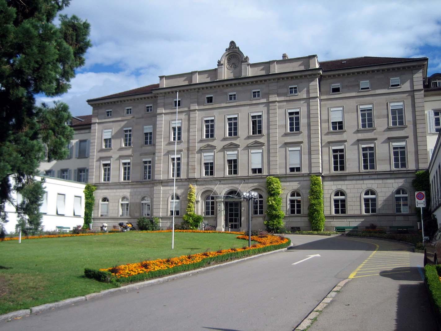 Salvator Mundi Wikipedia >> File:Klinik Burghölzli.jpg - Wikimedia Commons