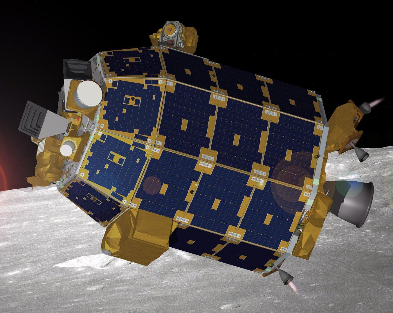 spacecraft bus - photo #46