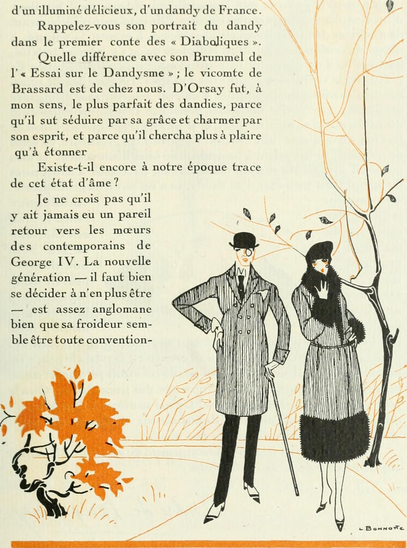Du Dandysme Et De George Brummell Download