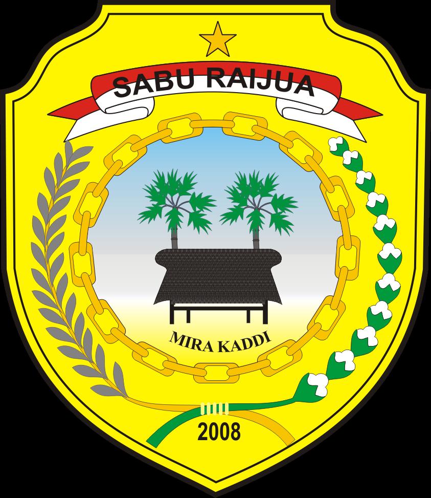 lambang / logo kabupaten Sabu Raijua